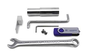 RF Coil Installation Tool for Agilent 7500/7700/7800/7900/8800/8900